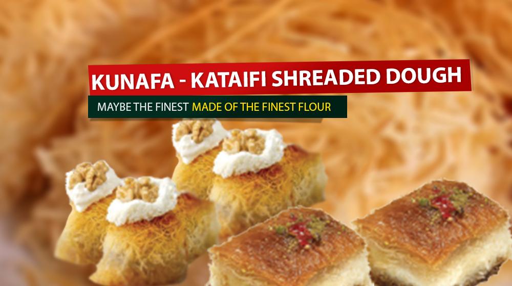 Kunafa - Kataifi